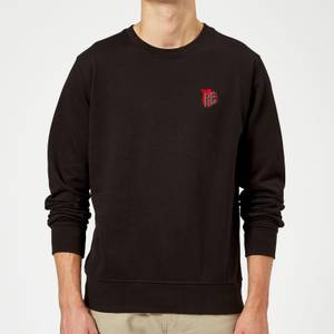 Hellboy Emblem Sweatshirt - Black