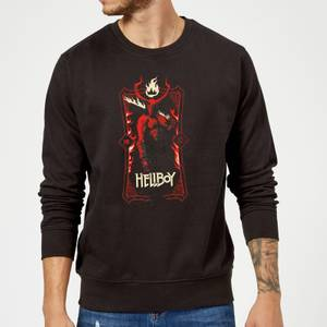 Hellboy Right Hand Of Doom Sweatshirt - Black