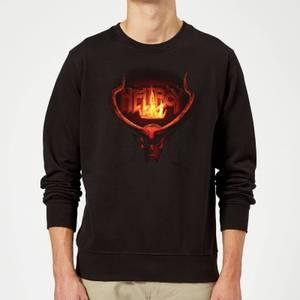 Hellboy Beast Of The Apocalypse Sweatshirt - Black