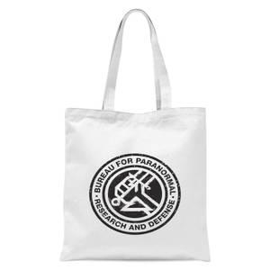 Hellboy B.P.R.D. Tote Bag - White