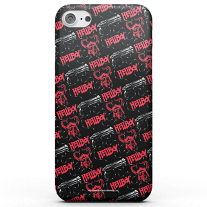 Coque Smartphone The Samaritan Pattern - Hellboy pour iPhone et Android