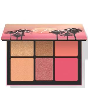 Smashbox Cali Kissed Highlight and Blush Palette