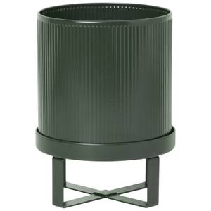 Ferm Living Bau Pot - Small - Dark Green