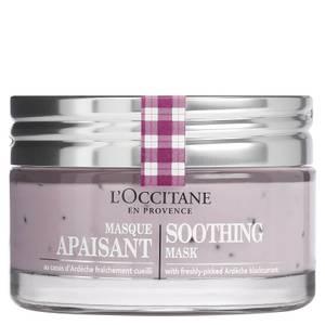 L'Occitane Soothing Mask (Net Wt. 2.6 oz.)