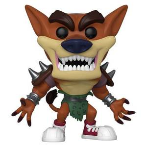Crash Team Racing - Tiny Tiger Pop! Vinyl Figur