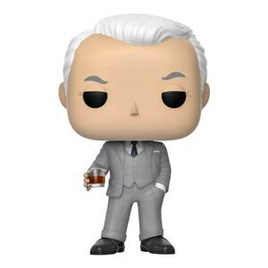 Mad Men Roger Sterling Funko Pop! Figuur