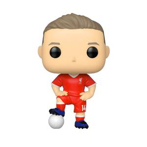 Liverpool Jordan Henderson Football Funko Pop! Vinyl