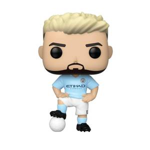 Manchester City Sergio Aguero Football Funko Pop! Vinyl