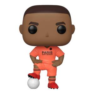 Paris Saint German Kylian Mbappe Away Kit Football Funko Pop! Vinyl
