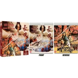 La Dernière Chevalerie et LShing, le fantastique Mandchou : Deux films de John Woo (Eureka Classics) Edition Blu-Ray