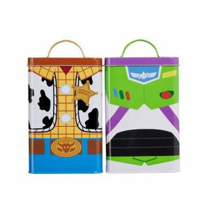 Funko Homeware Disney Toy Story Buzz and Woody Kitchen Storage Tins