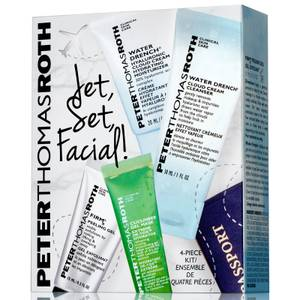 Peter Thomas Roth Jet, Set, Facial! Kit (Worth $47)
