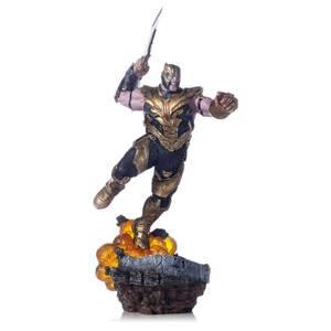 Figurine Thanos, Avengers: Endgame, échelle BDS Art 1:10 (36cm)– Iron Studios