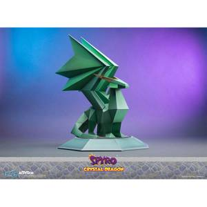Statuetta Crystal Dragon, da Spyro the Dragon, First 4 Figures - 56 cm