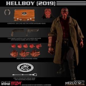 Mezco One:12 Collective Hellboy (2019) Hellboy Action Figure