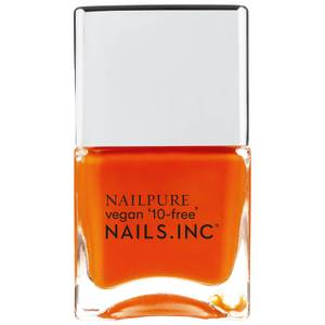 nails inc. NailPure Womanger Nail Varnish 14ml