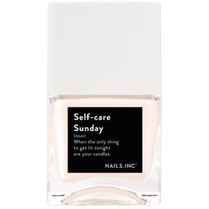 nails inc. Life Hack Self Care Sunday Nail Varnish 14ml