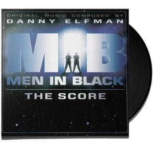 Enjoy the Ride - Men In Black 20th Anniversary Edition [Original Score by Danny Elfman] LP