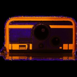Star Wars Loungefly Cartera Con Cremallera BB-8