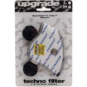 Respro Techno Upgrade Kit (City / Sportsta To Techno)