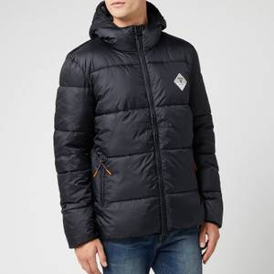 Barbour Beacon Men's Ross Quilt Jacket - Black