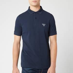 Barbour Beacon Men's Polo Shirt - Navy