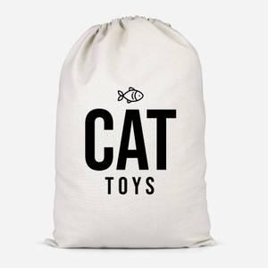 Cat Toys Cotton Storage Bag