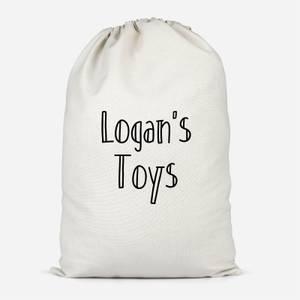 Boy's Named Toys Cotton Storage Bag