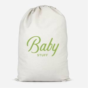 Baby Stuff Cotton Storage Bag