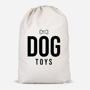 Dog Toys Cotton Storage Bag