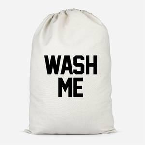 Wash Me Cotton Storage Bag