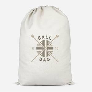 Ball Bag Cotton Storage Bag