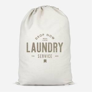 Laundry Service Cotton Storage Bag