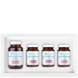 The Organic Pharmacy 10-Day Detox Supplement Kit (Worth $181.00)