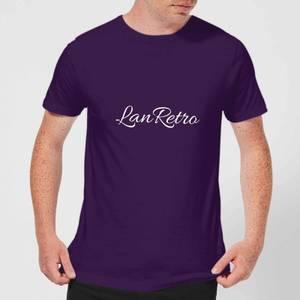 Lanre Retro Lanretro Men's T-Shirt - Purple