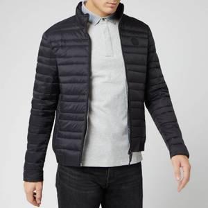 Armani Exchange Men's Down Jacket - Black/Heather Grey