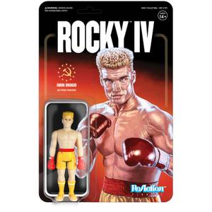 Super7 Rocky ReAction Figure - Ivan Drago