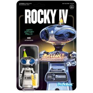 Super7 Rocky IV ReAction Figure - SICO (Paulie's Robot)