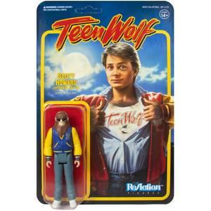 Super7 Teen Wolf ReAction Figure - Scott Howard (Letterman Jacket)