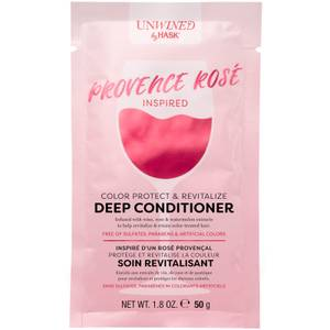 Hask Unwined-Provence RoséInspired Color Protection Deep Conditioner