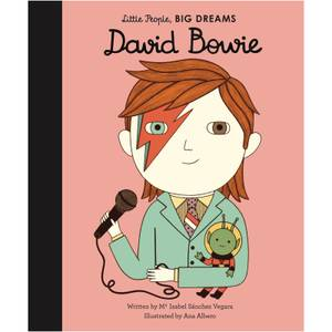 Bookspeed: Little People Big Dreams: David Bowie