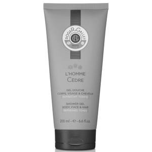 Roger&Gallet L'Homme Cedre Shower Gel 200ml