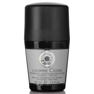 Roger&Gallet L'Homme Cedre Roll-on Deodorant 50ml