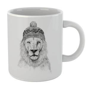Lion With Hat Mug