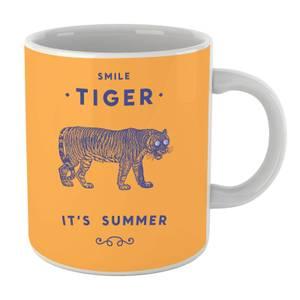 Smile Tiger Mug