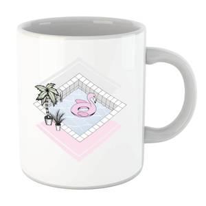 Flamingos Paradise Mug