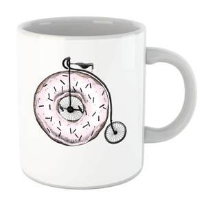 Donut Ride My Bicycle Mug