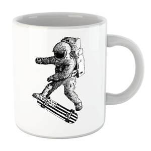 Kickflip In Space Mug