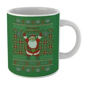 Merry Liftmas Mug
