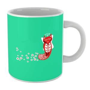 Flower Fox Mug